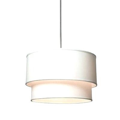 Current Tadwick 3 Light Single Drum Chandeliers With Regard To 3 Light Drum Pendant – Houseofvesta (View 12 of 30)