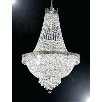 Current Verdell 5 Light Crystal Chandeliers In Light Crystal Chandelier – Petprovide (View 12 of 30)