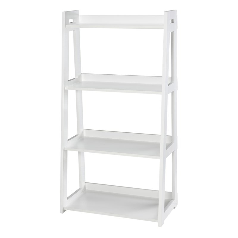 Current Wide Ladder Bookcases With Wide Ladder Bookcase (Gallery 7 of 20)