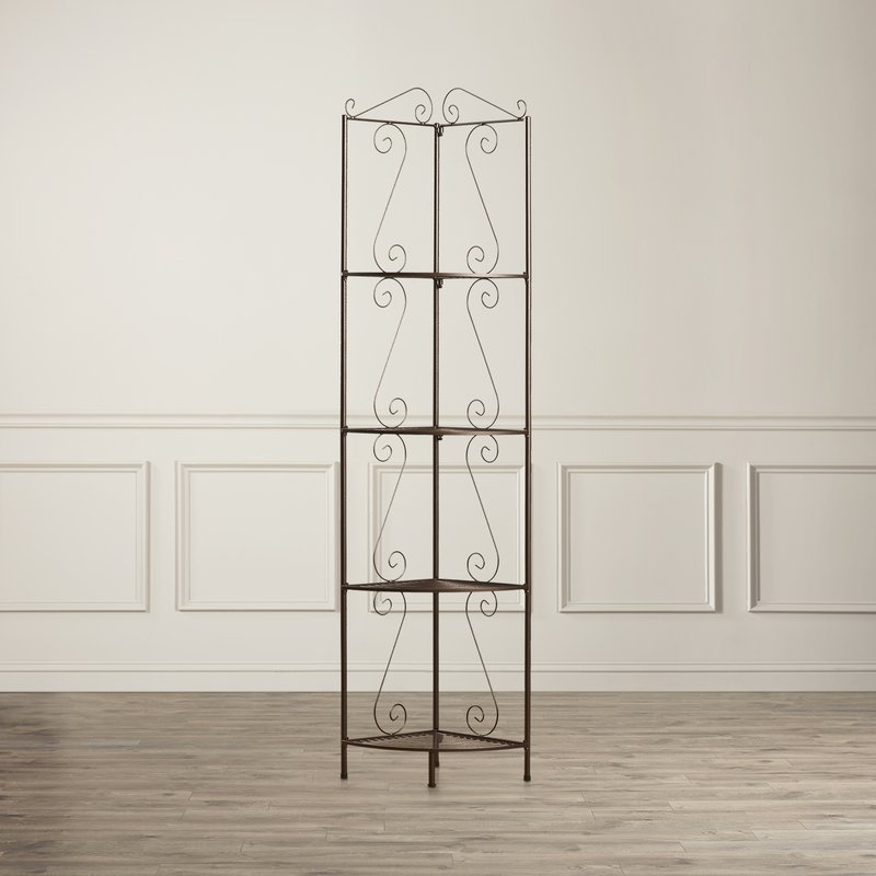 Featured Photo of Yeatman Four Tier Corner Unit Bookcases