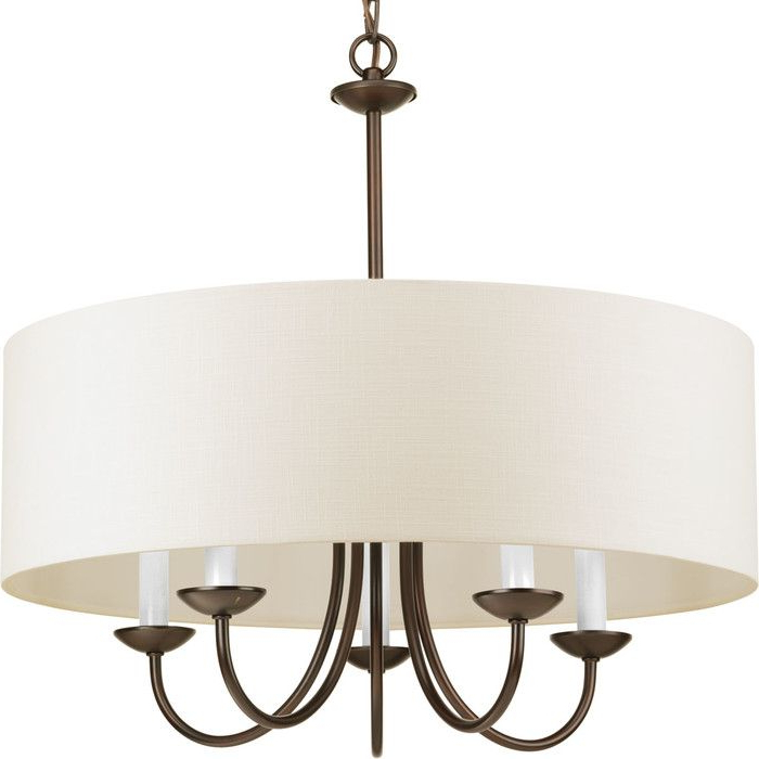 Dailey 4 Light Drum Chandeliers Pertaining To Preferred You'll Love The Dailey 4 Light Drum Chandelier At Wayfair (View 11 of 30)