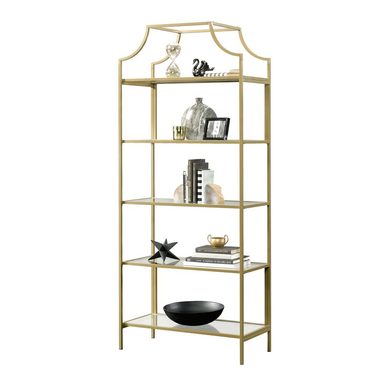 Damon Etagere Bookcases Regarding Most Recently Released Damon Etagere Bookcase (View 13 of 20)