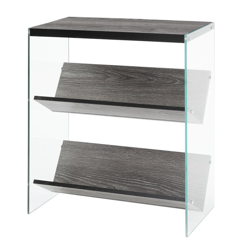 Daria Standard Bookcase In Widely Used Daria Standard Bookcases (View 3 of 20)