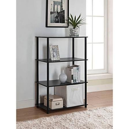 Decorative Storage Cube Bookcases In Famous Mainstay No Tools 6 Cube Storage Shelf Includes Four Shelves Capable Of Housing Cubes, Books, Decorative Items And More – Holds Storage Cubes – No (View 19 of 20)