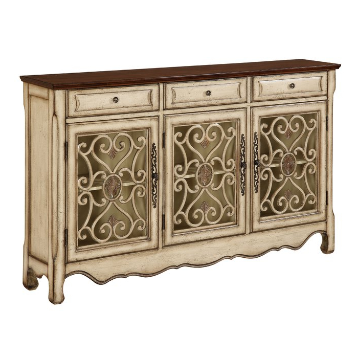 Deville Russelle Sideboards With Most Current Mauzy Sideboard (Gallery 7 of 20)