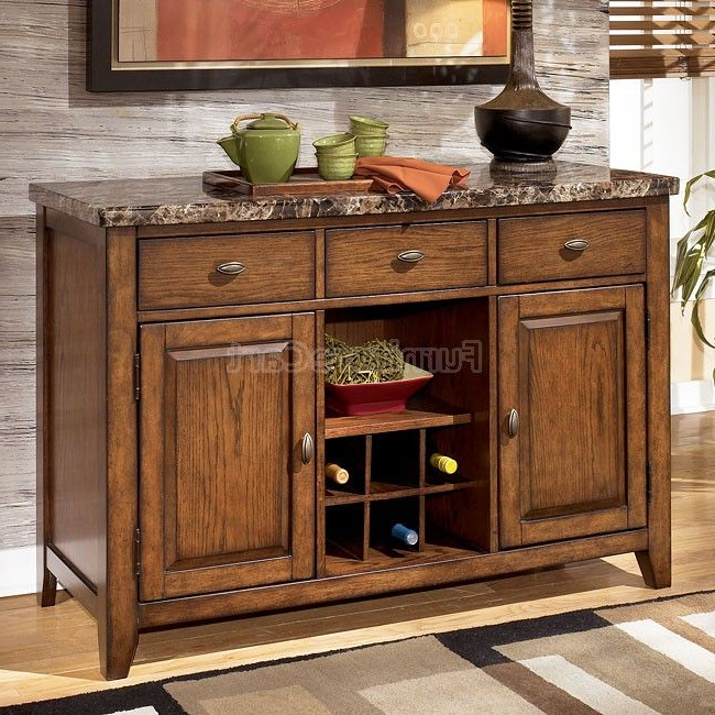 Dining Room Server For Famous Nashoba Sideboards (View 9 of 20)