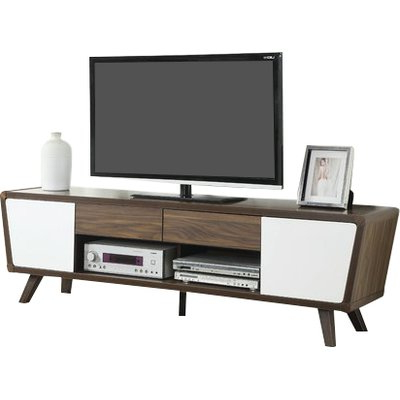 "Dormer Sideboards Regarding Most Popular Dormer Modern Tv Stand For Tvs Up To 70"" (View 13 of 20)"
