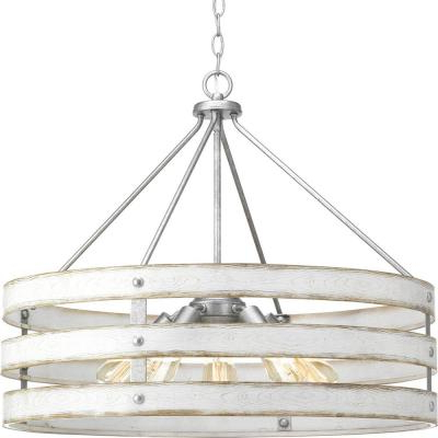 Drum – Chandeliers – Lighting – The Home Depot Pertaining To Favorite Burton 5 Light Drum Chandeliers (View 30 of 30)