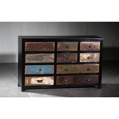 Drummond 4 Drawer Sideboards In Fashionable World Menagerie Moultry 7 Drawer 4 Door Sideboard & Reviews (Gallery 19 of 20)
