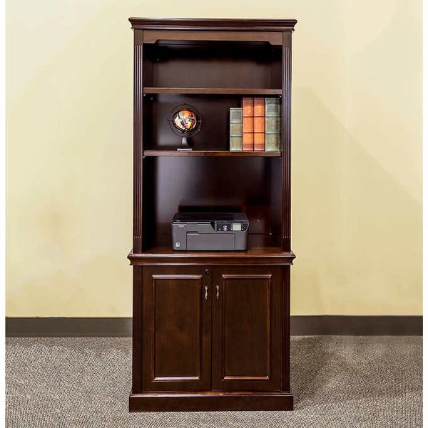 Duerr Corner Unit Bookcases With Regard To Trendy Harvard Bookcase Storage Cabinetabsolute Office Best # (View 16 of 20)
