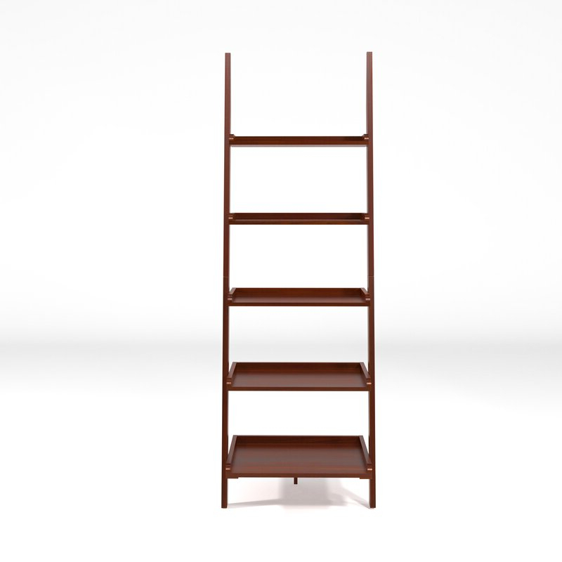 Dunhill Ladder Bookcase Regarding Widely Used Silvestri Ladder Bookcases (View 13 of 20)
