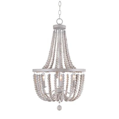 Duron 5 Light Empire Chandeliers With Current Empire – Chandeliers – Lighting – The Home Depot (Gallery 26 of 30)