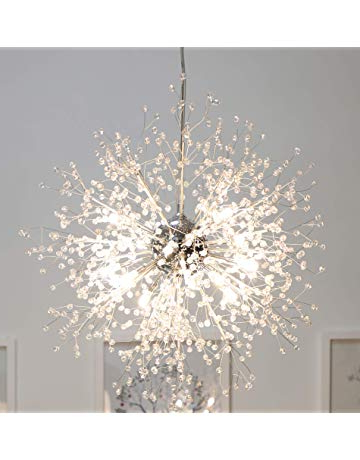 Eladia 6 Light Sputnik Chandeliers In Most Up To Date Amazon (View 6 of 30)
