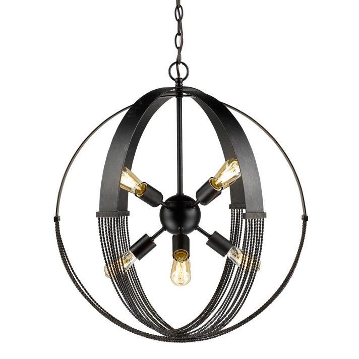 Eladia 6 Light Sputnik Chandeliers With Well Known Lowes Kichler Chandelier Semi Flush Ceiling Lights Ikea (Gallery 25 of 30)