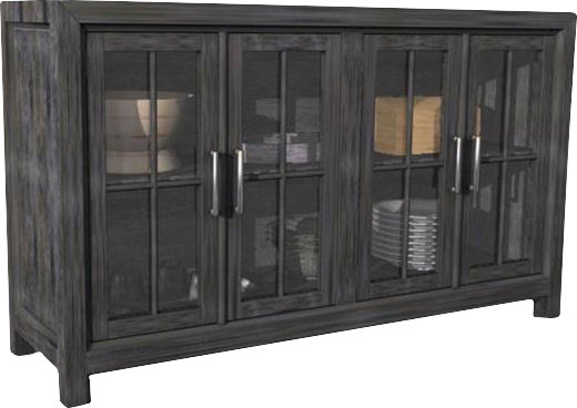 Ellenton Sideboard With Regard To 2019 Steinhatchee Reclaimed Pine 4 Door Sideboards (Gallery 16 of 20)