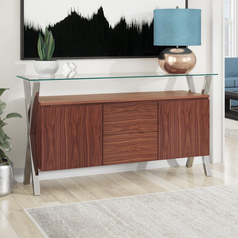 Emiliano Sideboard For Well Known Emiliano Sideboards (View 4 of 20)