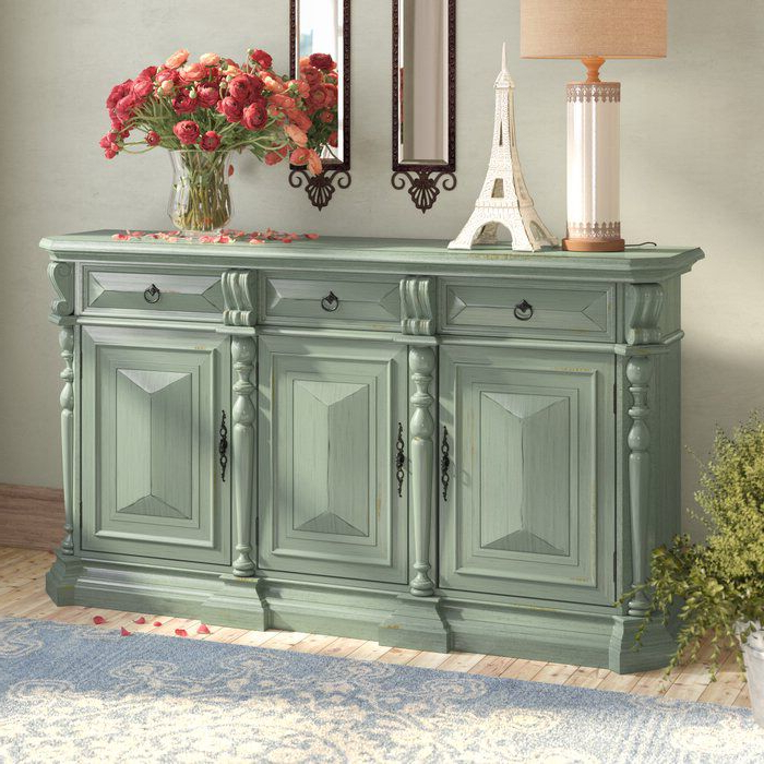 Emmaline Sideboards Within Current Emmaline Sideboard In 2019 (Gallery 4 of 20)