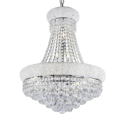 Empire – Chandeliers – Lighting – The Home Depot Inside Well Known Duron 5 Light Empire Chandeliers (View 14 of 30)