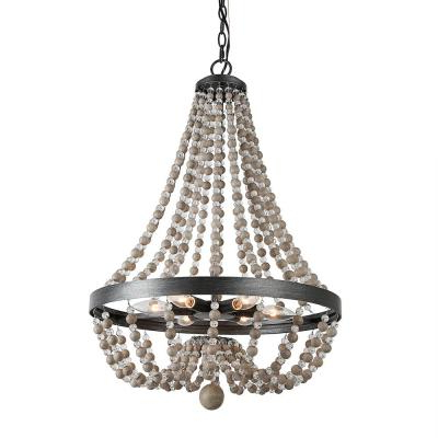 Empire – Chandeliers – Lighting – The Home Depot Pertaining To 2019 Nehemiah 3 Light Empire Chandeliers (View 25 of 30)