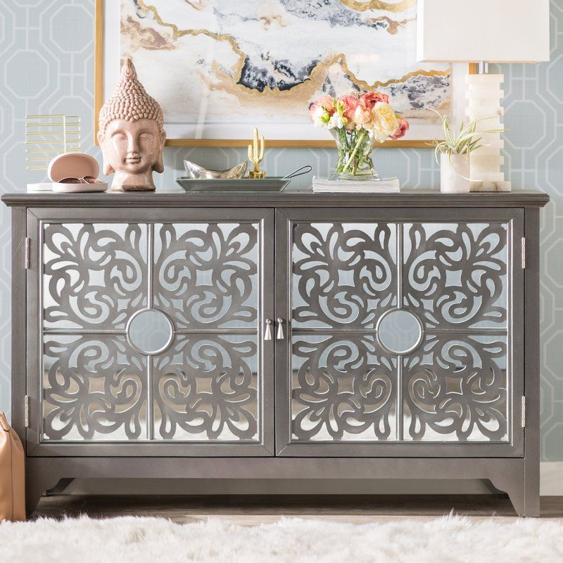 Entryway 42 To 66 Inch With Fashionable Alkmene Sideboards (View 10 of 20)