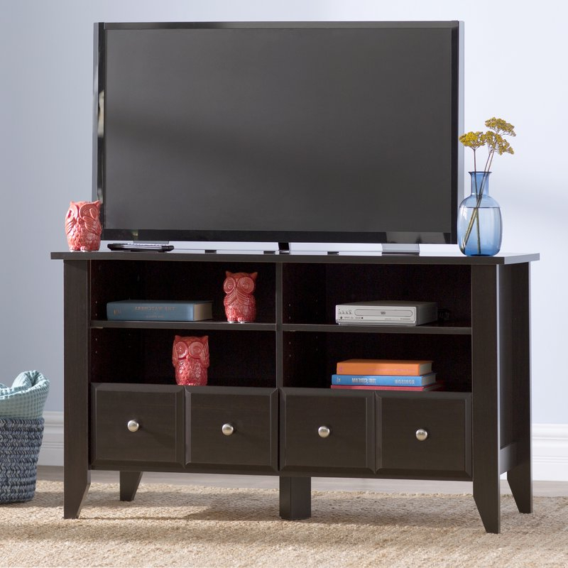 "Ericka Tv Stands For Tvs Up To 42"" With Current Revere Tv Stand For Tvs Up To 42"" (View 7 of 20)"