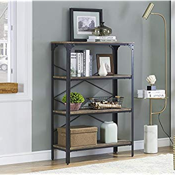 Ermont Etagere Bookcases Inside Newest Amazon: Laurel Foundry Modern Farmhouse Ermont (View 13 of 20)