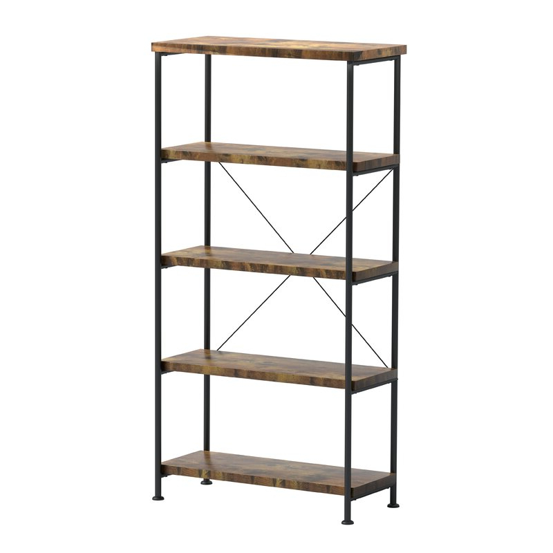 Ermont Etagere Bookcases Regarding Popular Epineux Etagere Bookcase & Reviews (View 12 of 20)