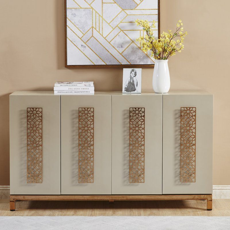 Errol Media Credenzas With Best And Newest Corsican Media Credenza (View 13 of 20)