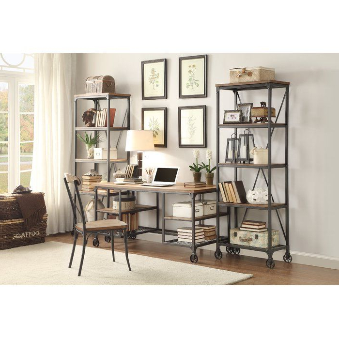 Featured Photo of Rocklin Etagere Bookcases