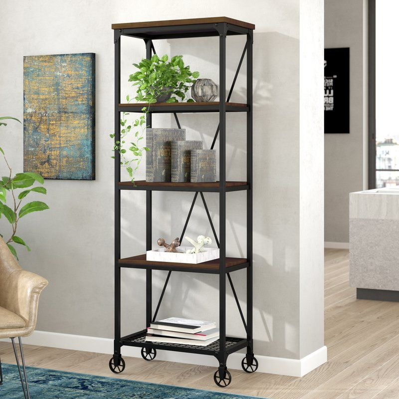Etagere Bookcase (Gallery 3 of 20)