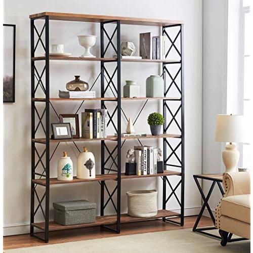 Etagere Bookcase: Amazon Pertaining To Preferred Hitz Etagere Bookcases (View 19 of 20)
