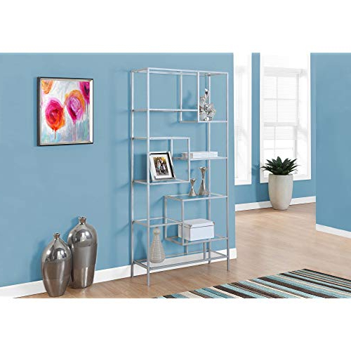 Etagere Bookcase: Amazon Regarding Well Known Gladstone Etagere Bookcases (View 4 of 20)