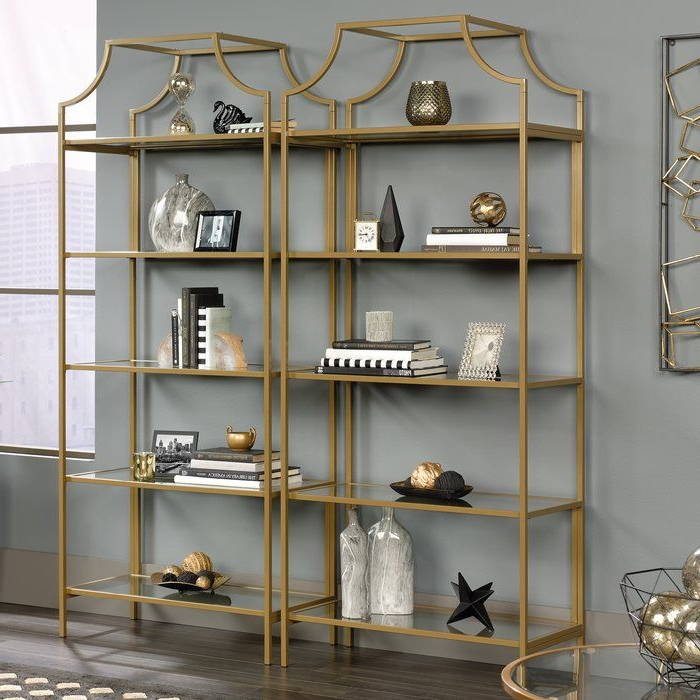 Etagere Bookcase (Gallery 13 of 20)