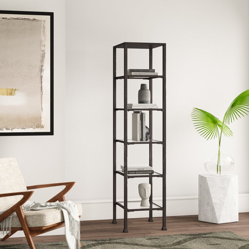 Etagere Bookcases For Well Known Karle Etagere Bookcase (Gallery 12 of 20)