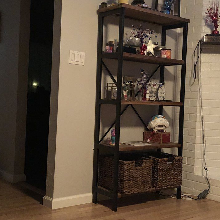 Etagere Pertaining To Well Known Parthenia Etagere Bookcases (View 13 of 20)