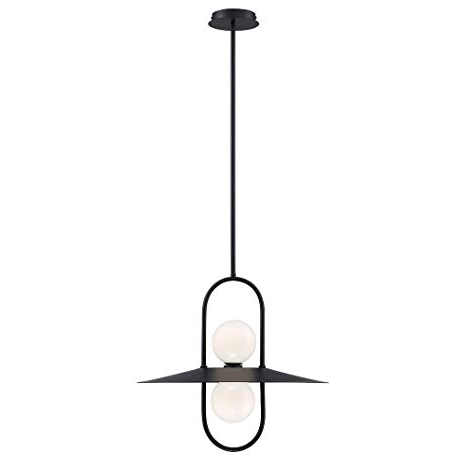 "Eurofase 35898 016 Millbrook – 20"" 20W 2 Led Chandelier Pertaining To Most Popular Millbrook 5 Light Shaded Chandeliers (View 9 of 30)"
