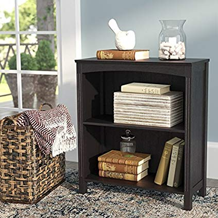 "Famous Amazon: Martinsville 30"" Standard Bookcase Shelf Storage Regarding Morrell Standard Bookcases (View 3 of 20)"