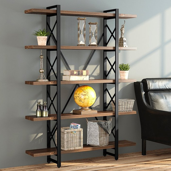 Famous Babbitt Etagere Bookcase Throughout Babbitt Etagere Bookcases (View 8 of 20)