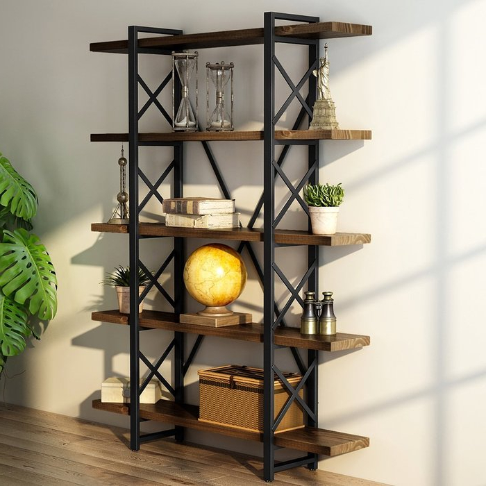Famous Babbitt Etagere Bookcases With Babbitt Etagere Bookcase (View 9 of 20)