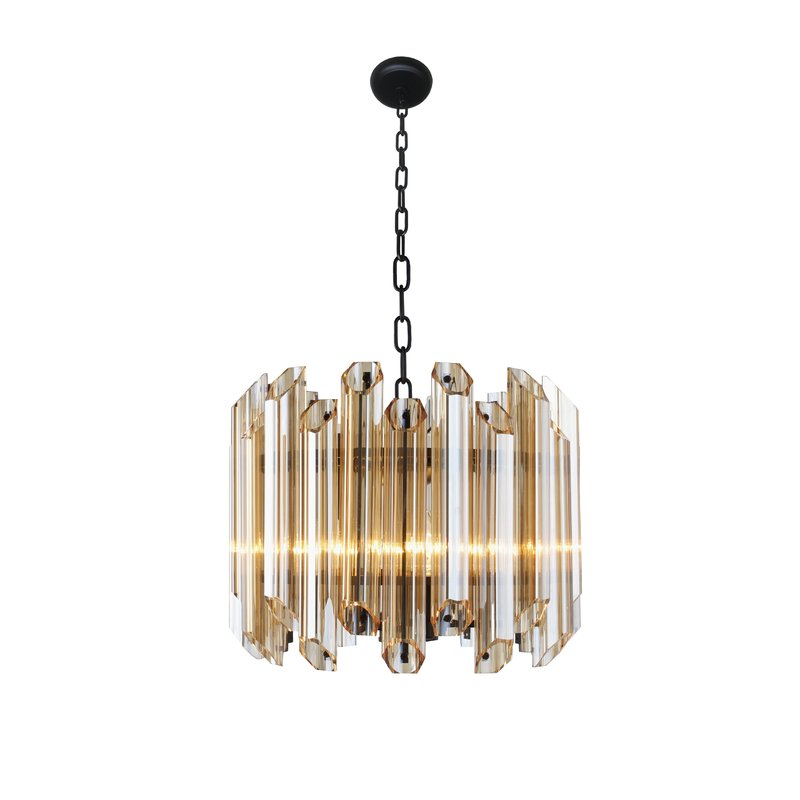 Famous Benedetto 5 Light Crystal Chandeliers With Ashburn 5 Light Crystal Chandelier (View 15 of 30)