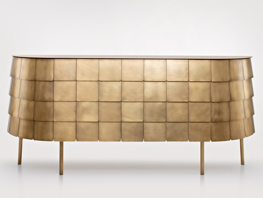 Famous Castelli Sideboards For Metal Sideboard With Doors And Drawers Yoroide (View 11 of 20)
