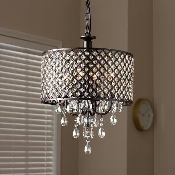 Famous Drum Chandelier Sale – Maidalivers (View 3 of 30)