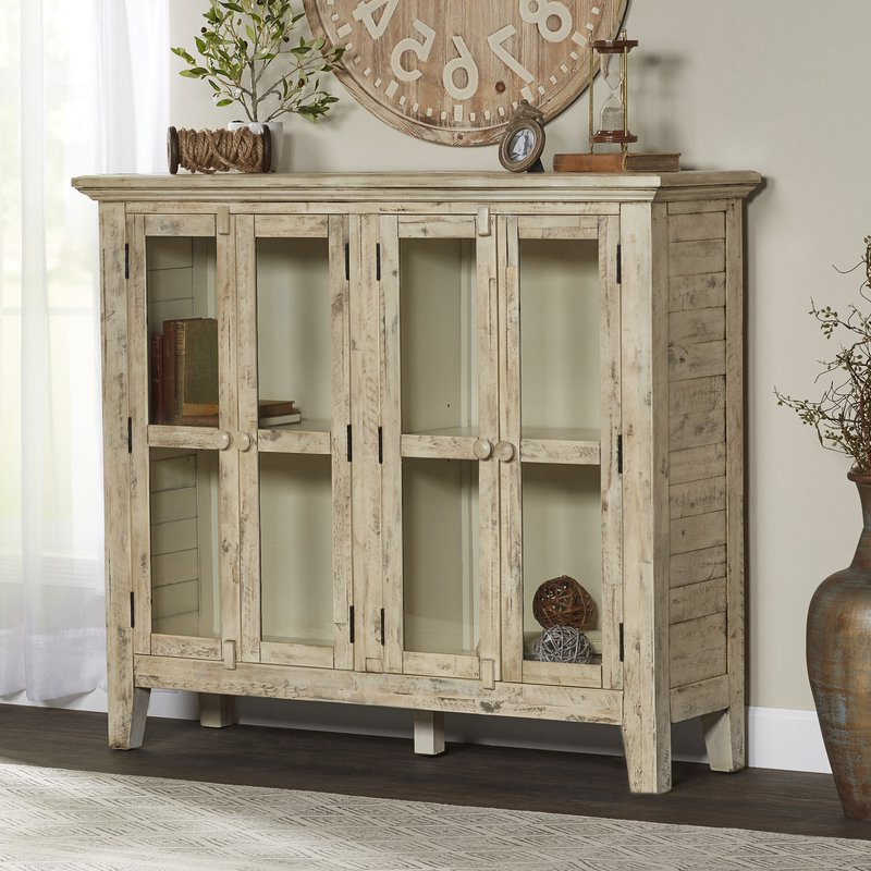 Famous Eau Claire 4 Door Accent Cabinet With Regard To Eau Claire 6 Door Accent Cabinets (View 10 of 20)