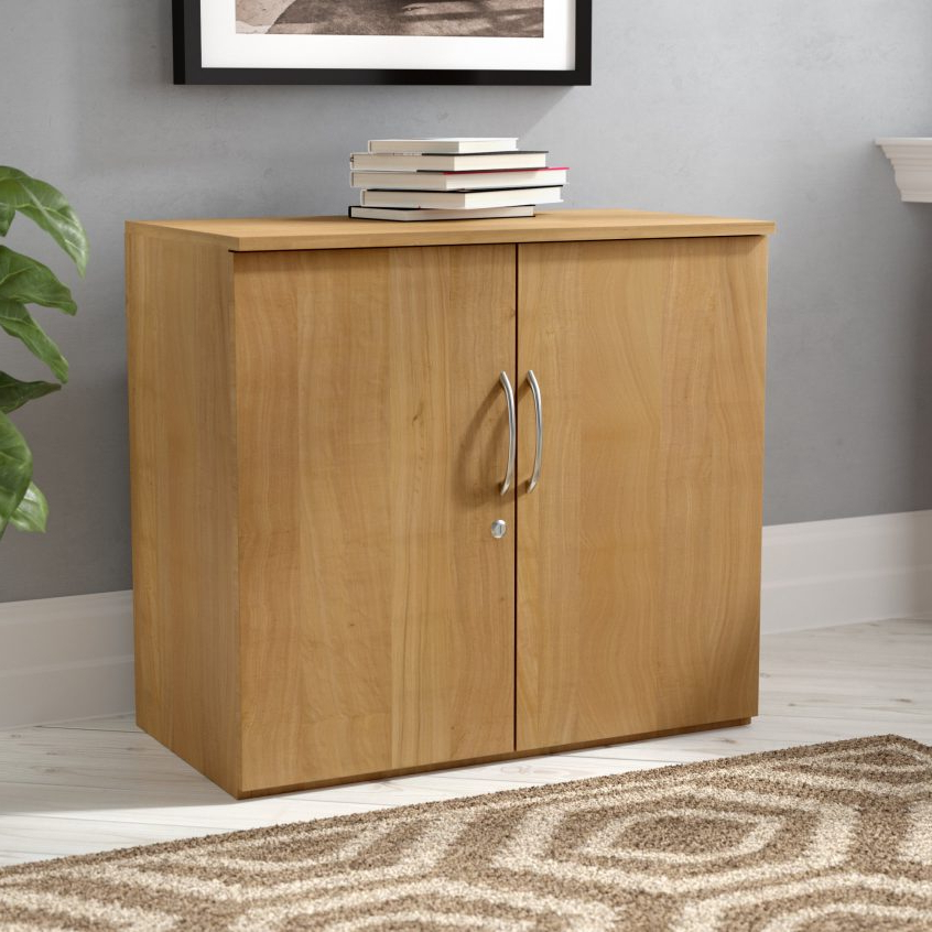 Famous Emmaline Sideboards Inside Storage Cabinets: 2 Door Storage Cabinet Staples Ringgold (Gallery 18 of 20)