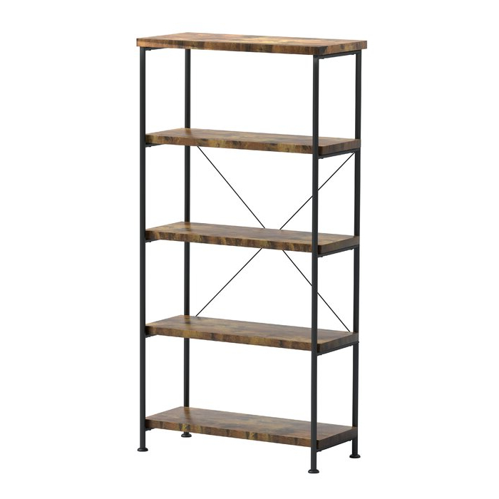 Famous Epineux Etagere Bookcase Throughout Parthenia Etagere Bookcases (View 12 of 20)