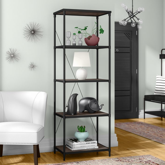 Famous Hera Etagere Bookcases With Regard To Hera Etagere Bookcase (View 4 of 20)