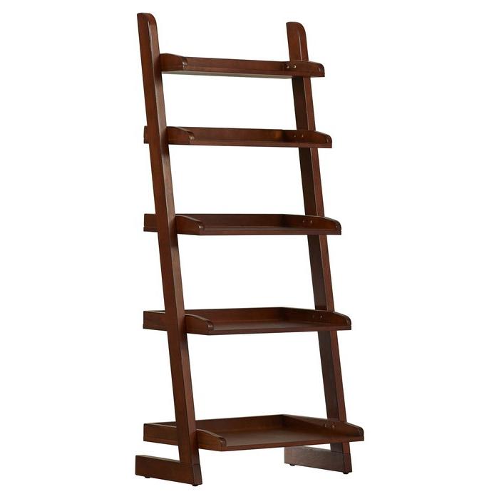 Famous Silvestri Ladder Bookcases Regarding Silvestri Ladder Bookcase (View 6 of 20)