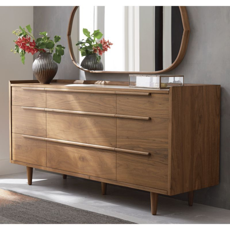 Famous Tate Sideboards Regarding Tate 9 Drawer Dresser (Gallery 18 of 20)