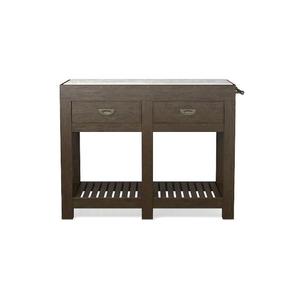 Famous Thatcher Sideboards Pertaining To Williams Sonoma Thatcher Kitchen Island ($1,800) ❤ Liked On (View 4 of 20)