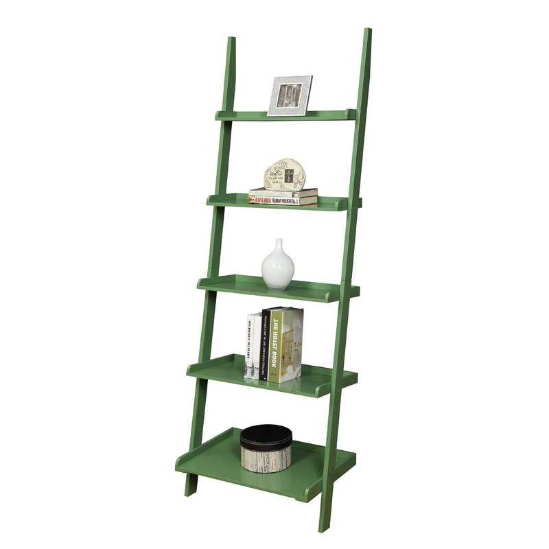 Famous Three Posts Gilliard Ladder Bookcase Intended For Gilliard Ladder Bookcases (View 14 of 20)